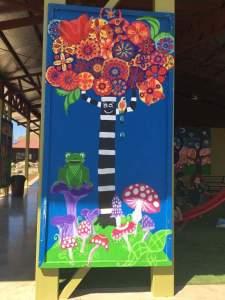 Wonderland Set by Marika Reinke on La Paz Community School Campus