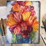 Why Do Flowers Bother? (c) Marika Reinke 2017