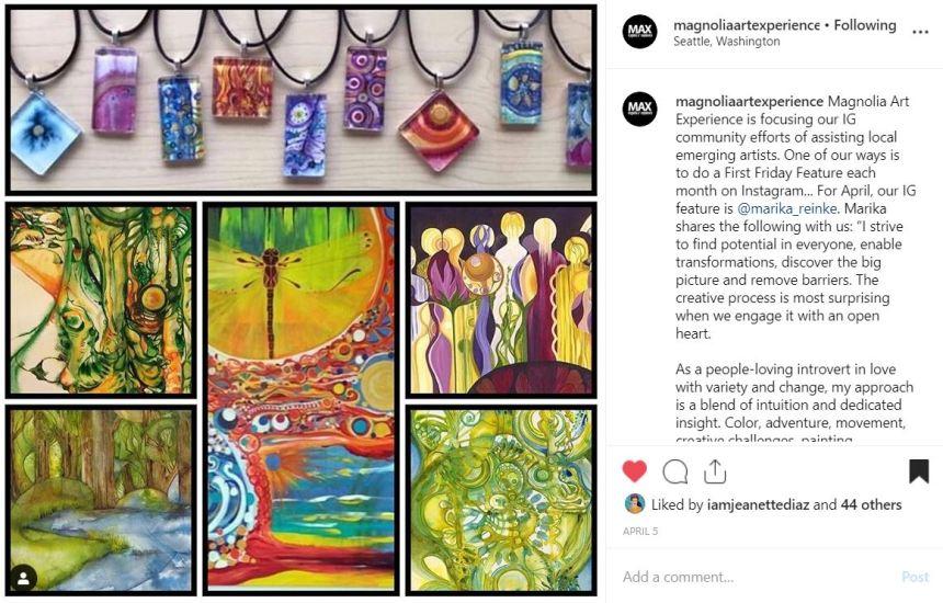 Magnolia Experience April Feature 2019