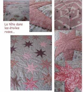 Les étoiles roses
