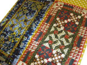Anne & Marie patchwork