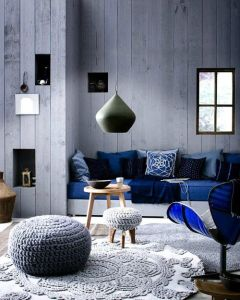 salon bleu tambouille