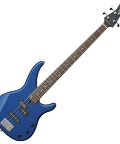 Yamaha TRBX174 Bass Guitar, Dark Metallic Blue