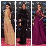 Maquillaje inspirado en tres looks de los Premios Goya 2015: Blanca Suárez, Megan Montaner y Úrsula Corberó