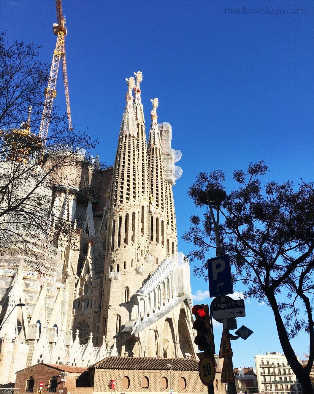 barcelona sagrada familia (2)