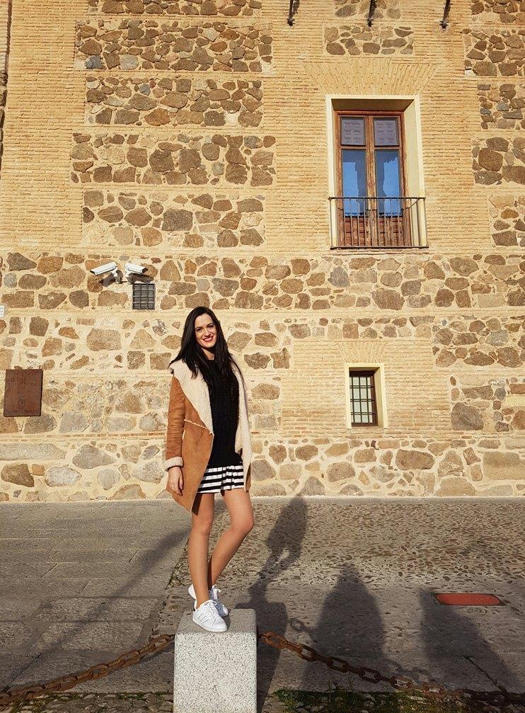 marikowskaya streeet style lara adidas stan smith (2)
