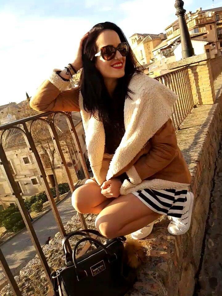 marikowskaya street style lara adidas stan smith