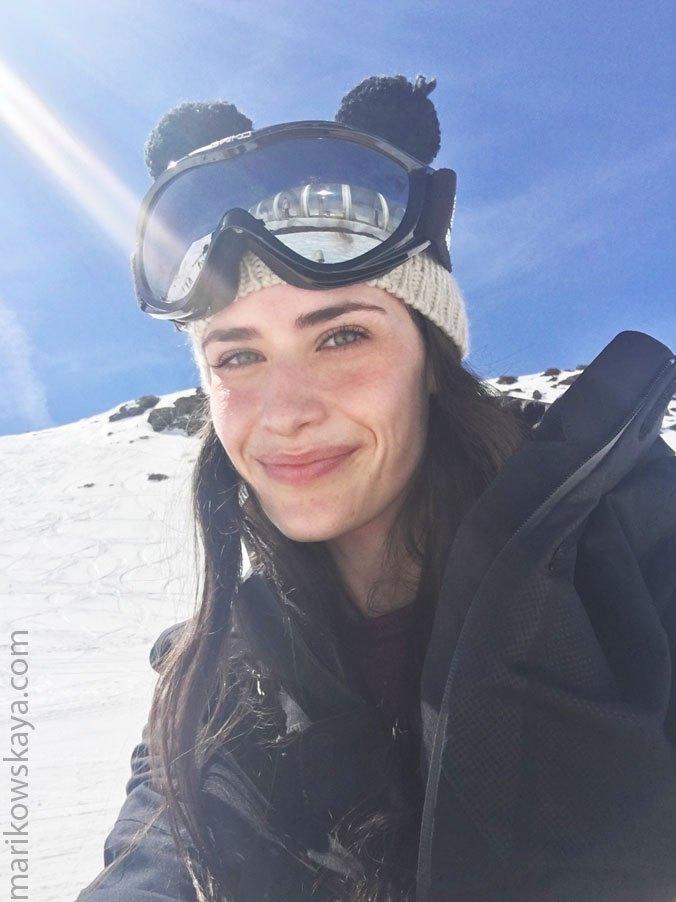 granda - sierra nevada -ski