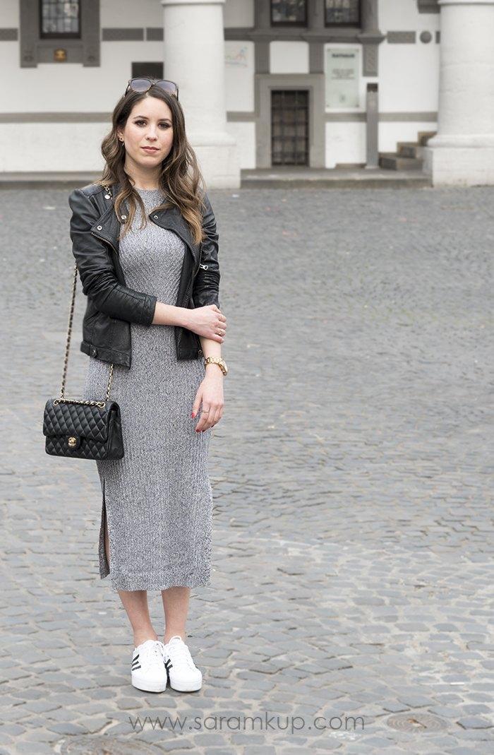 marikowskaya street style sara chanel bag