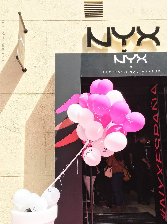 madrid nyx gran vía - tienda nyx 2