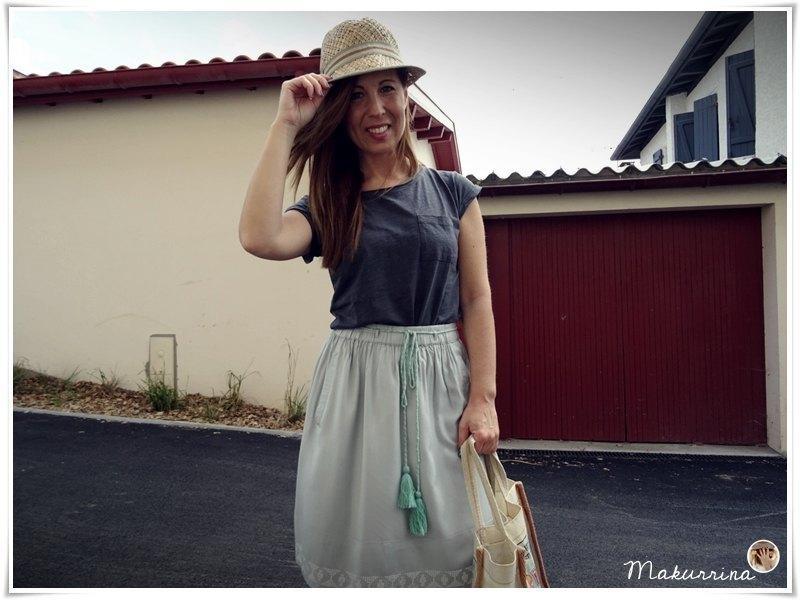 marikowskaya street style maku falda mint (2)