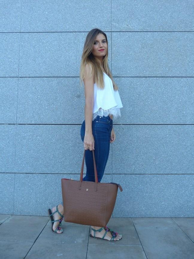 marikowskaya street style andrea bolso Carolina Herrera 4