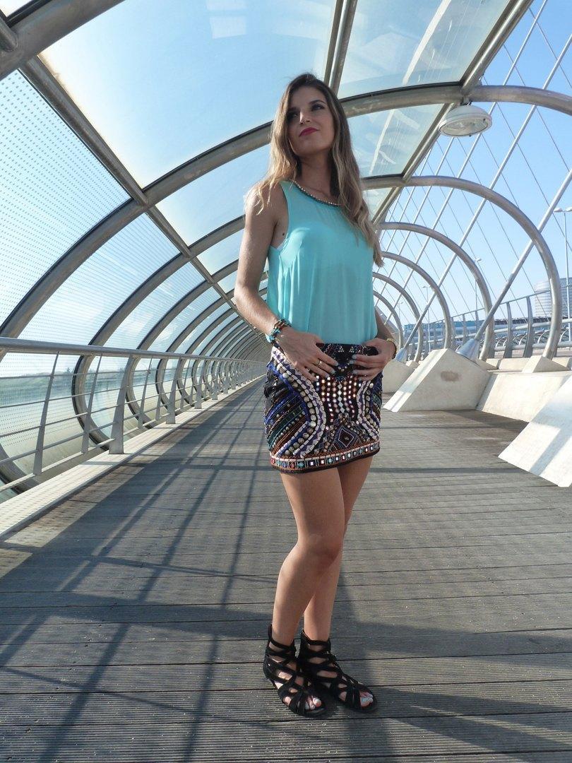 marikowskaya street style andrea falda abalorios (2)