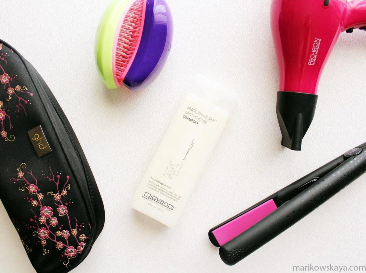 top 5 cuidado capilar - giovanni smooth as silk deep moisture shampoo