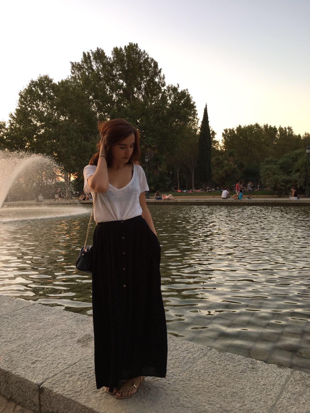 marikowskaya street style deire falda larga (1)