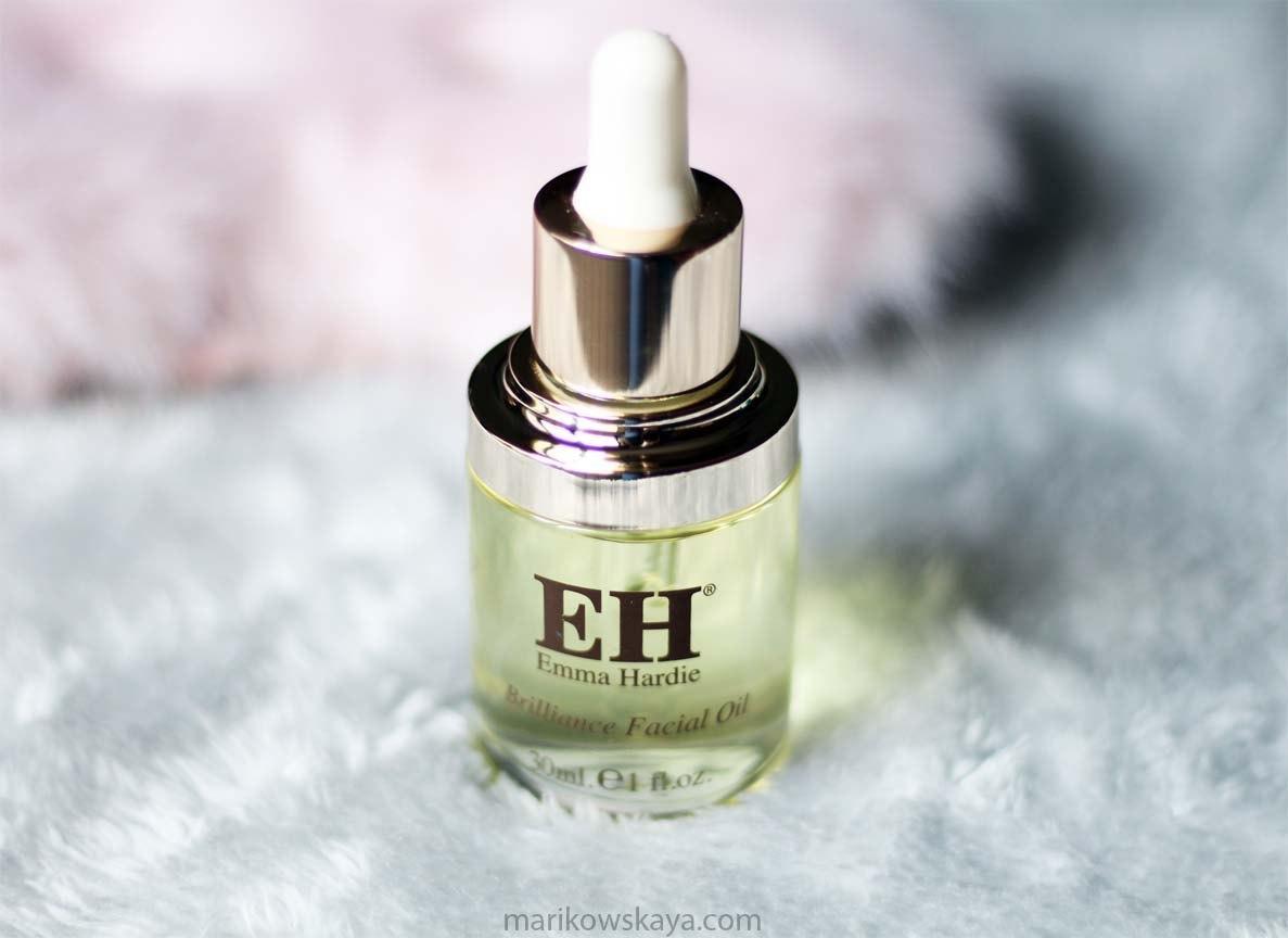 cuidado facial - emma hardie brilliance facial oil