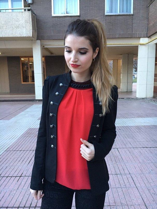 marikowskaya street style andrea negro y rojo (3)