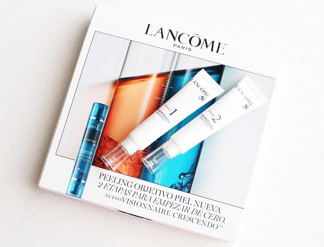 novedades febrero - lancôme peeling
