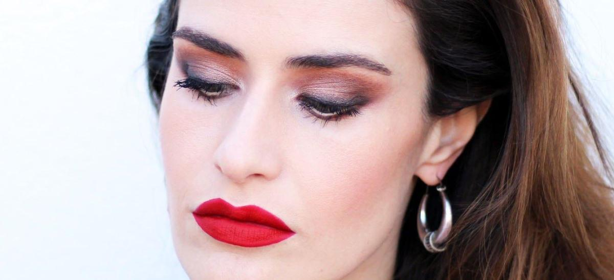 urban decay liquid lipstick crimson 3