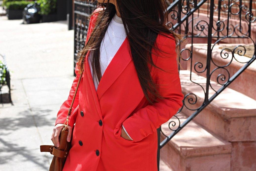 marikowskaya street style carmen blazer roja (3)