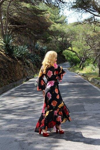marikowskaya street style patripaan vestido flores (5)