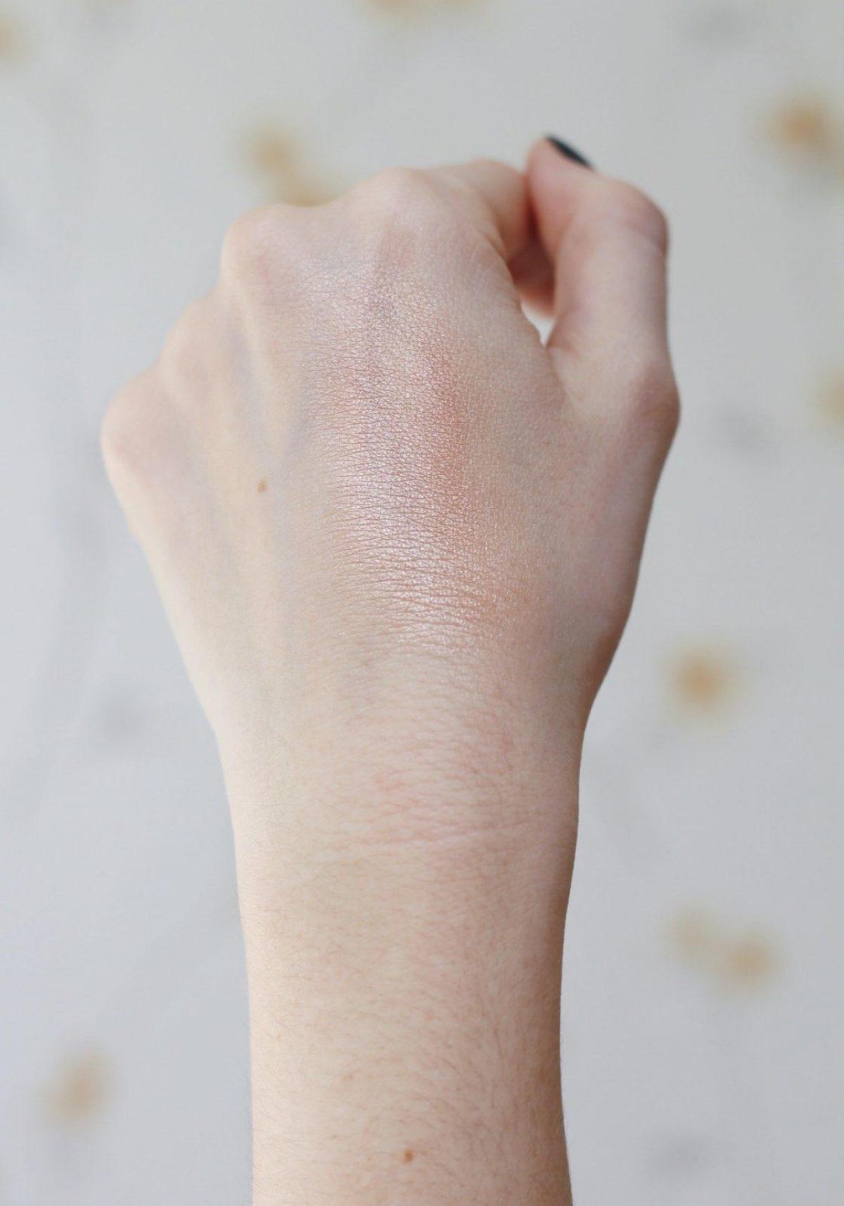 Swatch difuminado - Mezclado