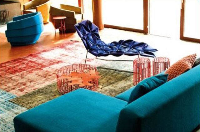Avant Garde Furniture by Moroso