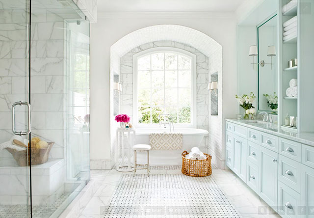 Simple Steps To A Beautiful Bathroom With Home Aid