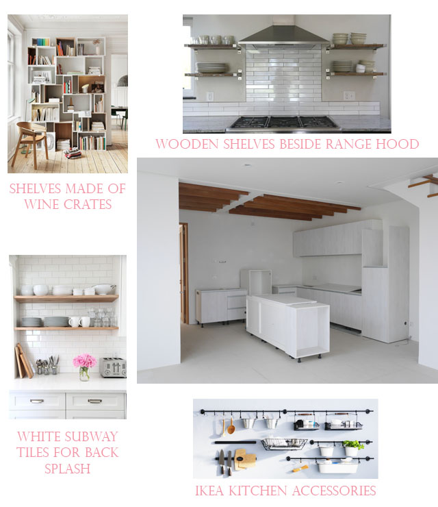 These are the other things I have planned for our kitchen.