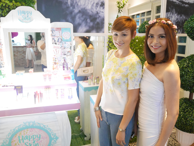 With Happy Skin Founder Rissa Trillo