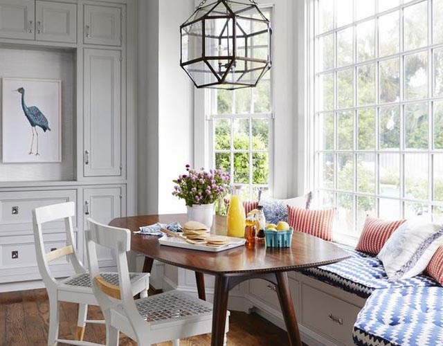 Breakfast Nooks and Morning Routines