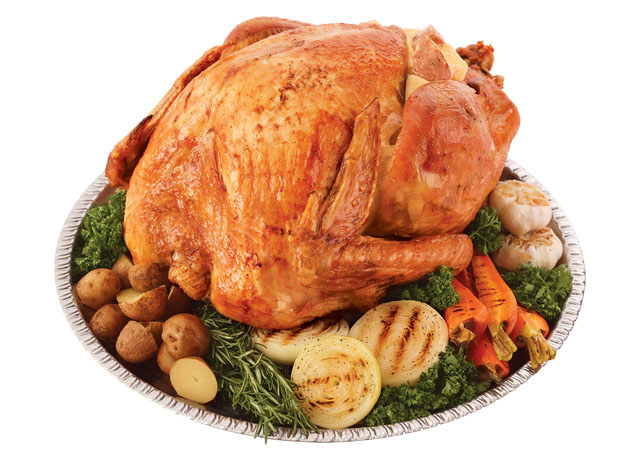 Whole Roast Turkey