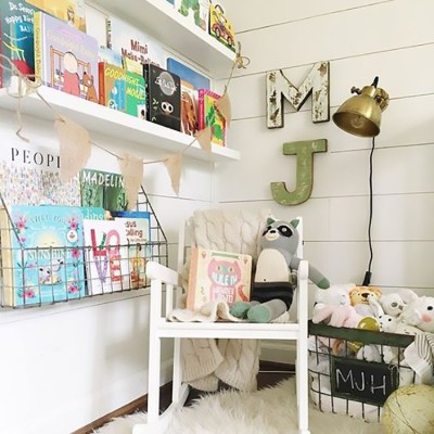 5 Fun Ways to Keep Your Kids Room Organized