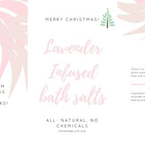 essential oil labels