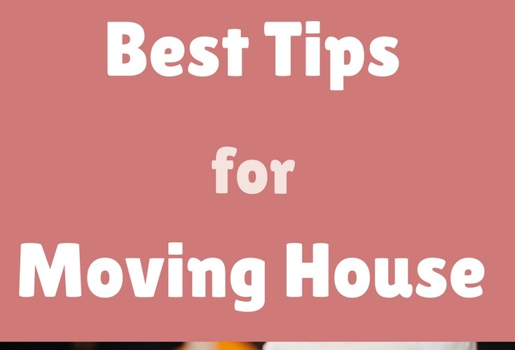 The Best Tips to Make Moving House Stress Free