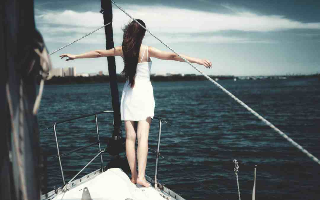 Be the Captain of Your Heart