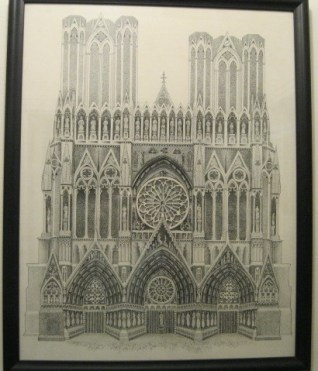 Rheims Cathedral