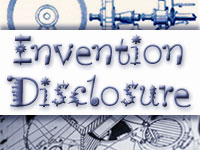 Invention Disclosure Logo