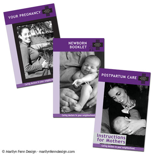 Arc Baby Booklets