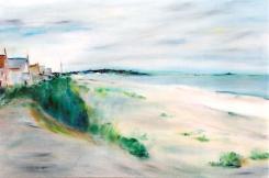 At the Shore 24x28