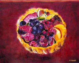Fruity Tart 16x20