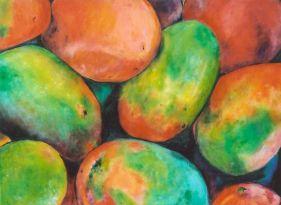 Mangoes, 20x24