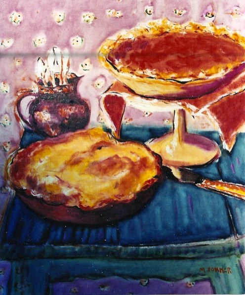 Pies Galore 24x30