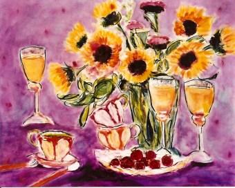Sunflowers 24x30