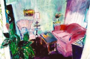 The Living Room 24x36