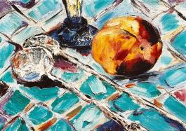 The Peach 11x14