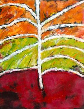The White Branches 16x20
