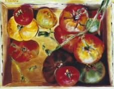 Box of Tomatoes 20x24