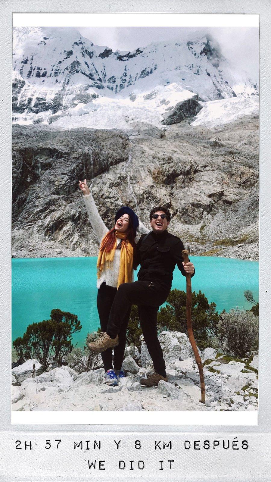 Laguna 69 - Huaraz Peru
