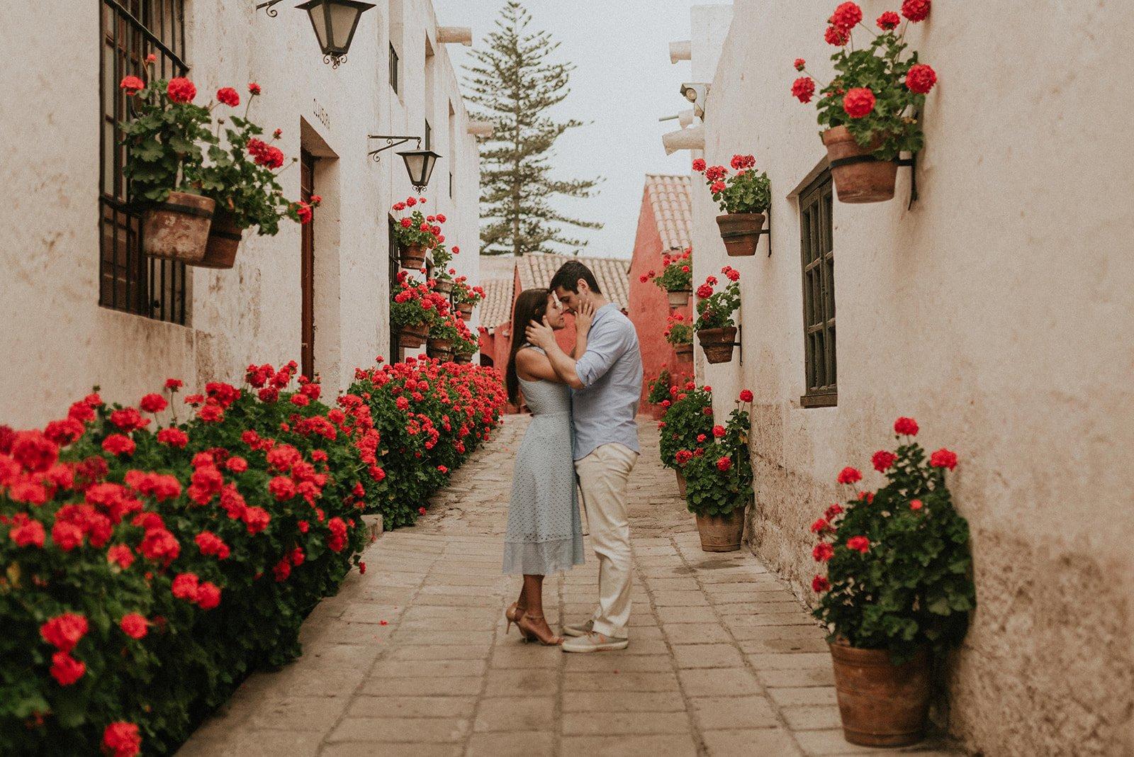 monasterio santa catalina arequipa post boda